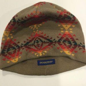 Unisex Pendleton Merino Wool Beanie.